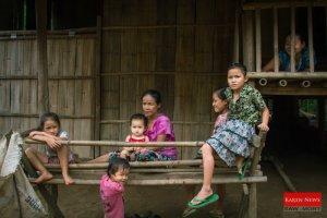 Life In Ei Tu Hta IDP Camp