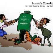 Burma Constitution for the army by the army
