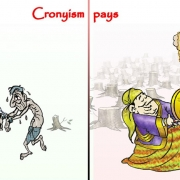 cronyism pays