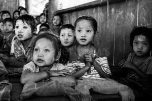 Internally Displaced Schools in Karen State