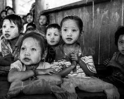 Internally Displaced Schools in Karen State