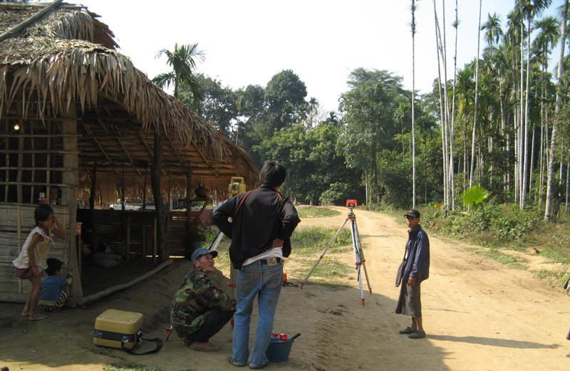 Photo of KNU Stops Tavoy Road Construction