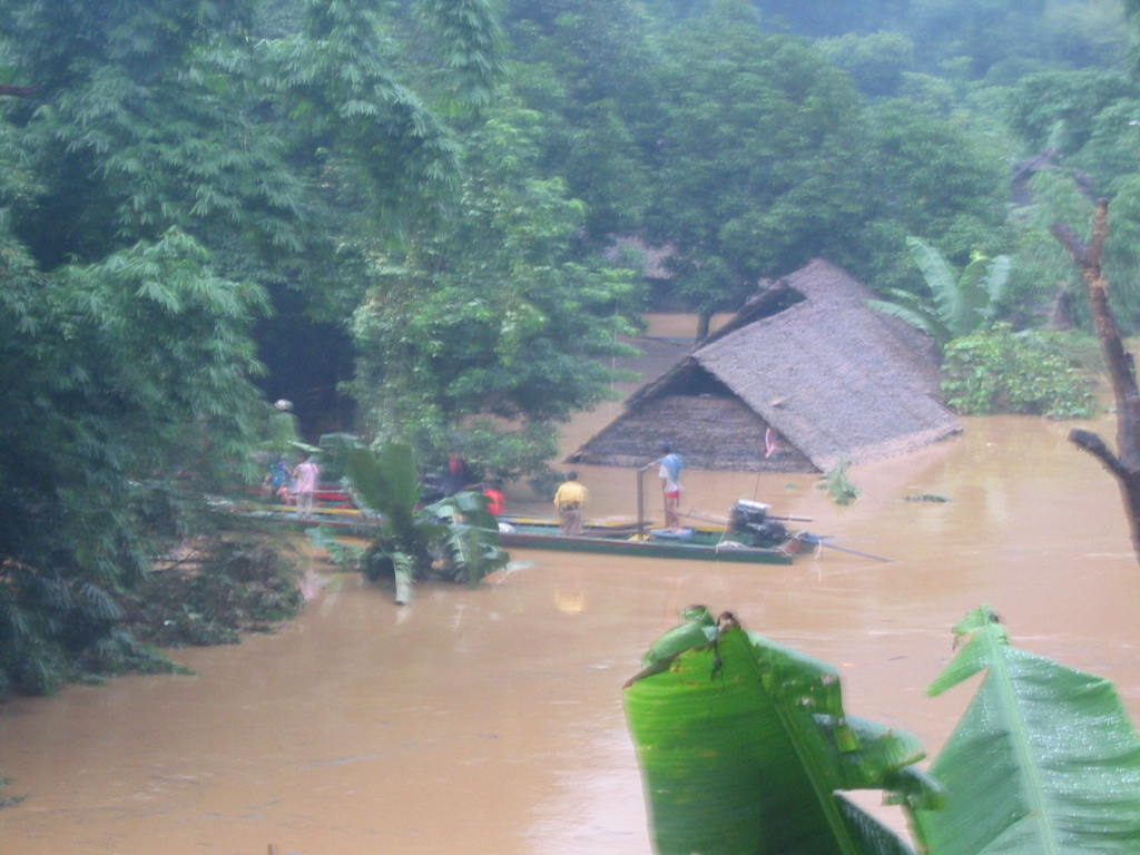 Photo of Heavy floods battered refugee camps