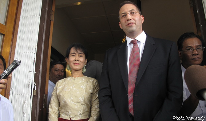 Photo of Burma political situation a work-in-progress: US Special envoy