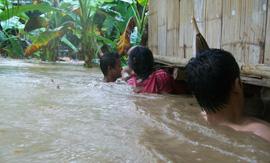 Photo of Floods hammer Karenni refugees