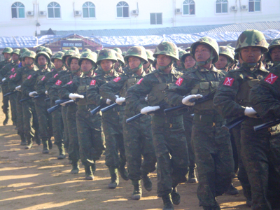 Photo of Burma Army ignores Thein Sein's no fight order