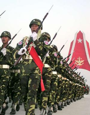Photo of The Tatmadaw