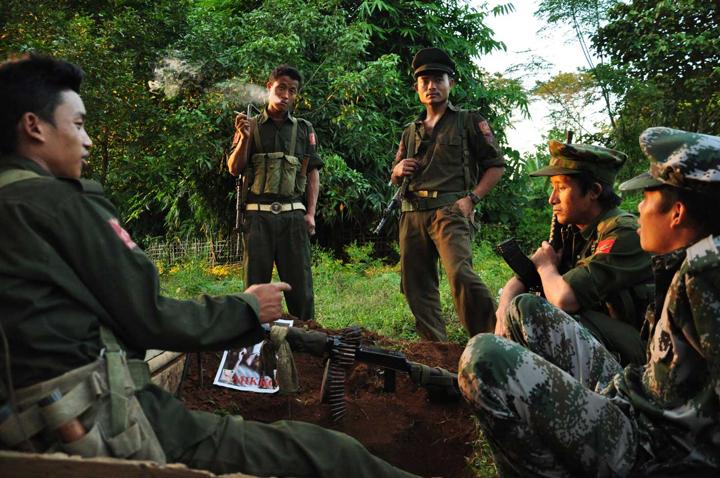 Photo of July Sees Ongoing Government Offensives in Kachin and Shan States