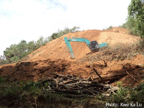 Photo of Dam to destroy Karen villages
