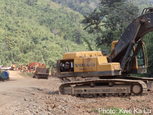 Photo of KNU gives green light to Italian-Thai Dawei road construction