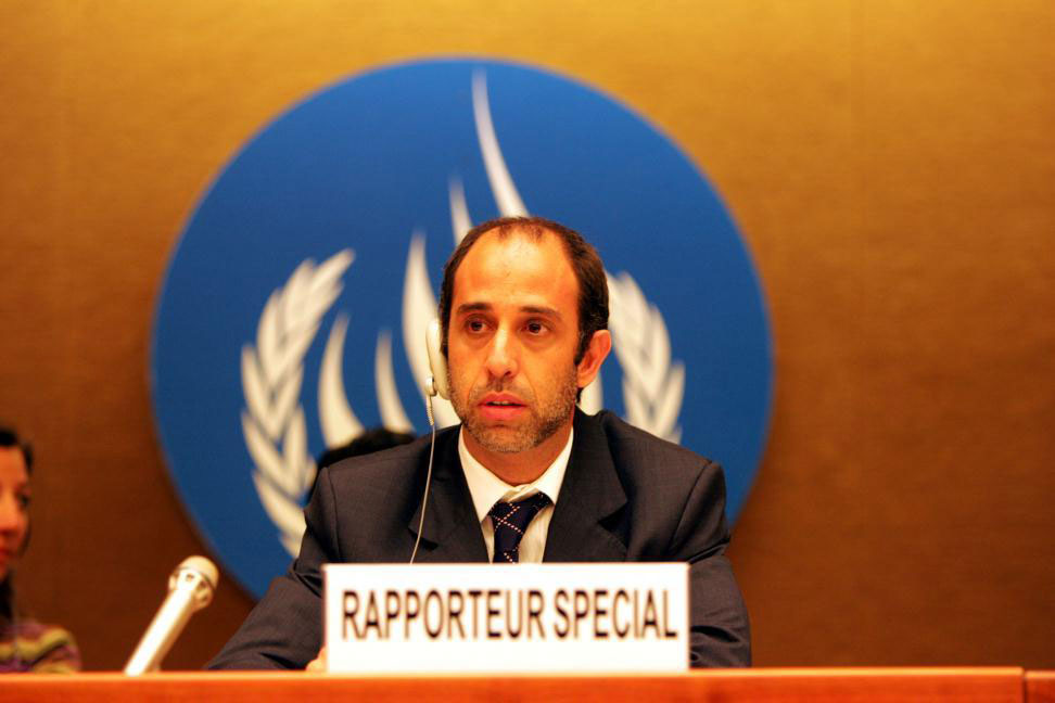 Photo of UN special rapporteur highlights problems still facing Burma