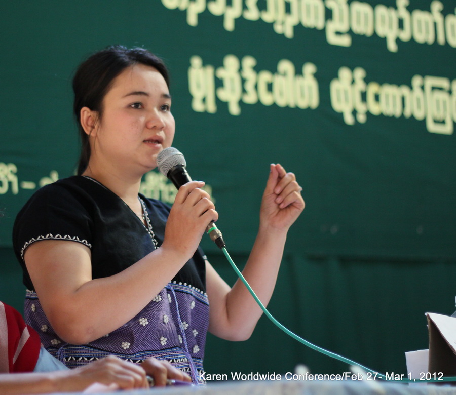 Photo of UN Security Council R 1325 – Karen women have to be part of the peace process