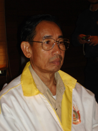 Photo of Padoh Mahn Nyein Maung released