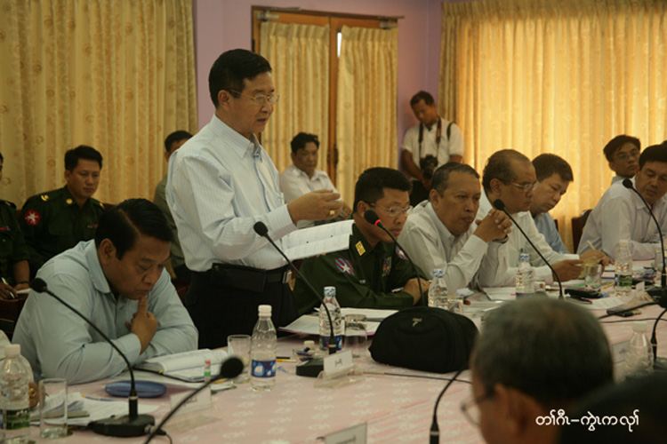 Photo of KNU and Government discuss ceasefire today