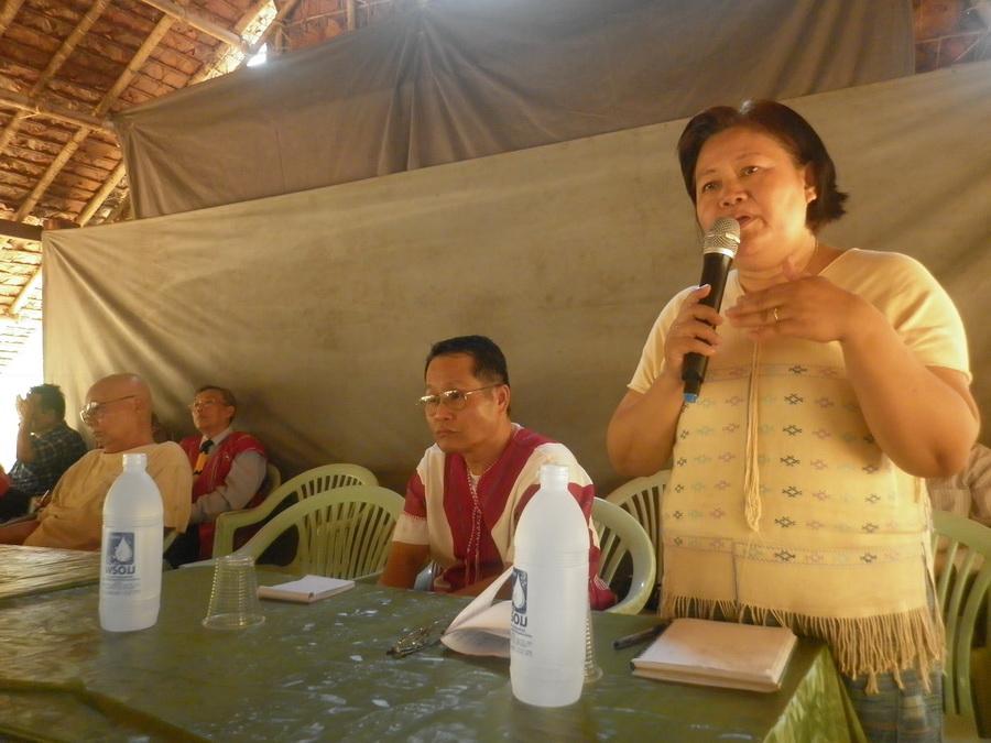 Photo of KNU go public to explain their 'peace talks' progress