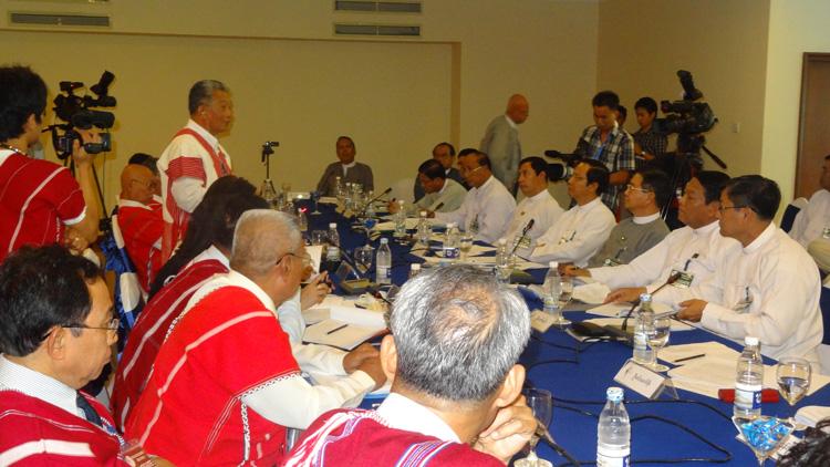 Photo of KNU peace talks progress earns Karen leaders approval