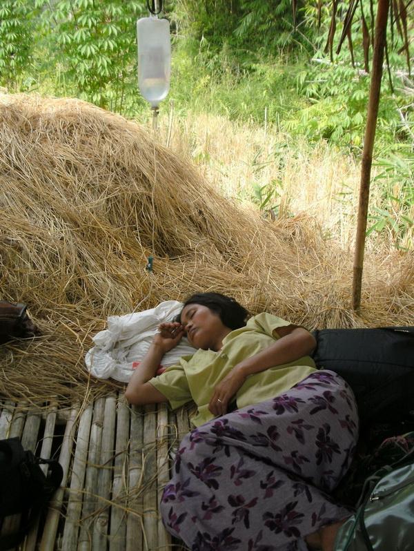 Photo of Burma Community Based Organizations question aid cuts
