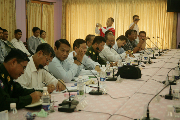 Photo of KNU questions role of Govt's business linked 'peace talk' advisors