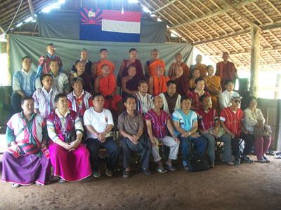 Photo of Karen armed groups unite under one flag