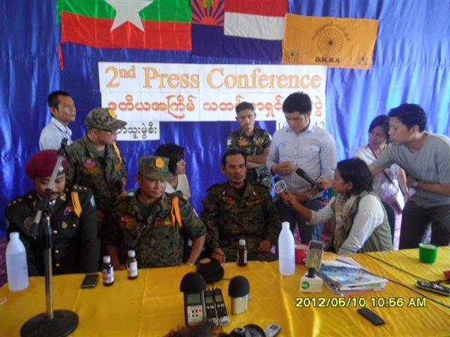 Photo of DKBA leader hits back at Thai government's drug claims