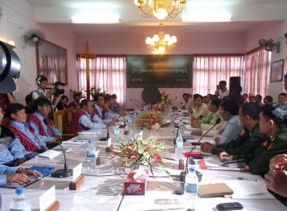 Photo of KNPP meet CBOs to form 'peace-talks' monitoring team