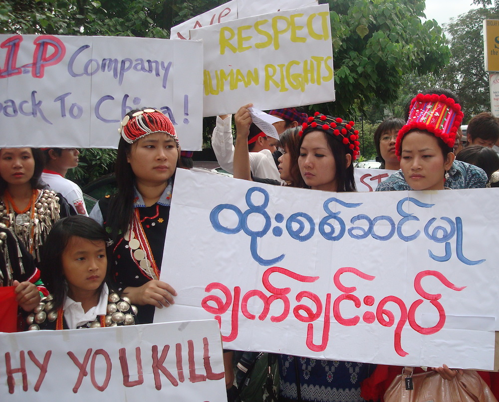 Photo of Kachin groups demand an immediate stop to the fighting and ongoing crimes against civilians