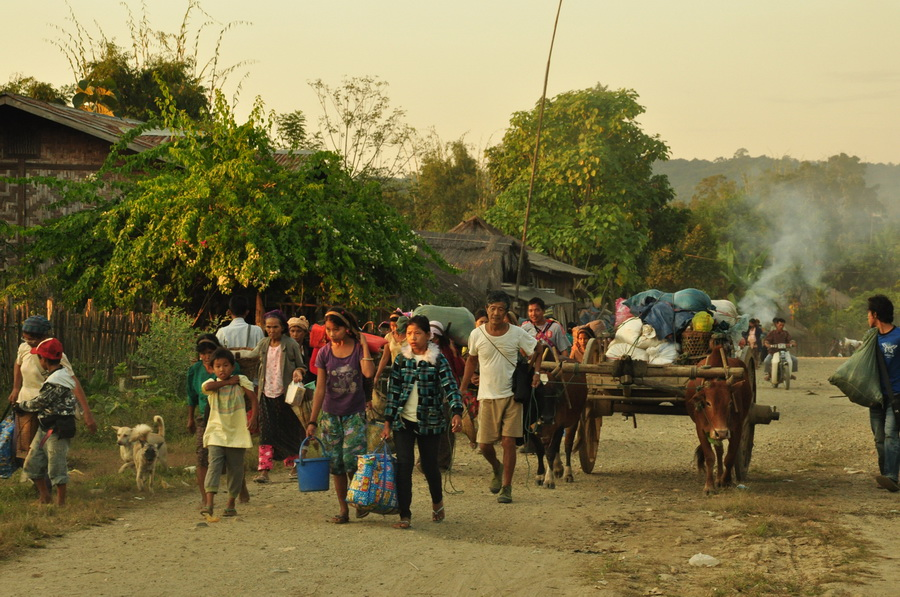 Photo of China forces Kachin refugees back to Burma
