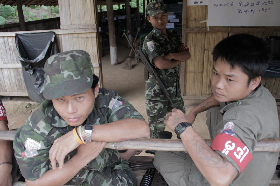 Photo of Karen Blame Burma Army's Lack of Respect For Ceasefire Agreement For Latest Fighting