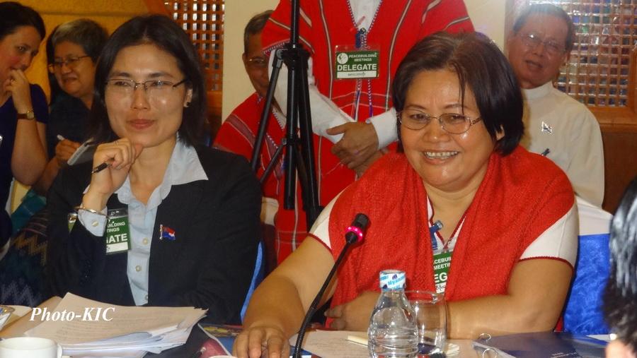 Photo of KNU wants relocation of Burma Army high on peace-talk agenda