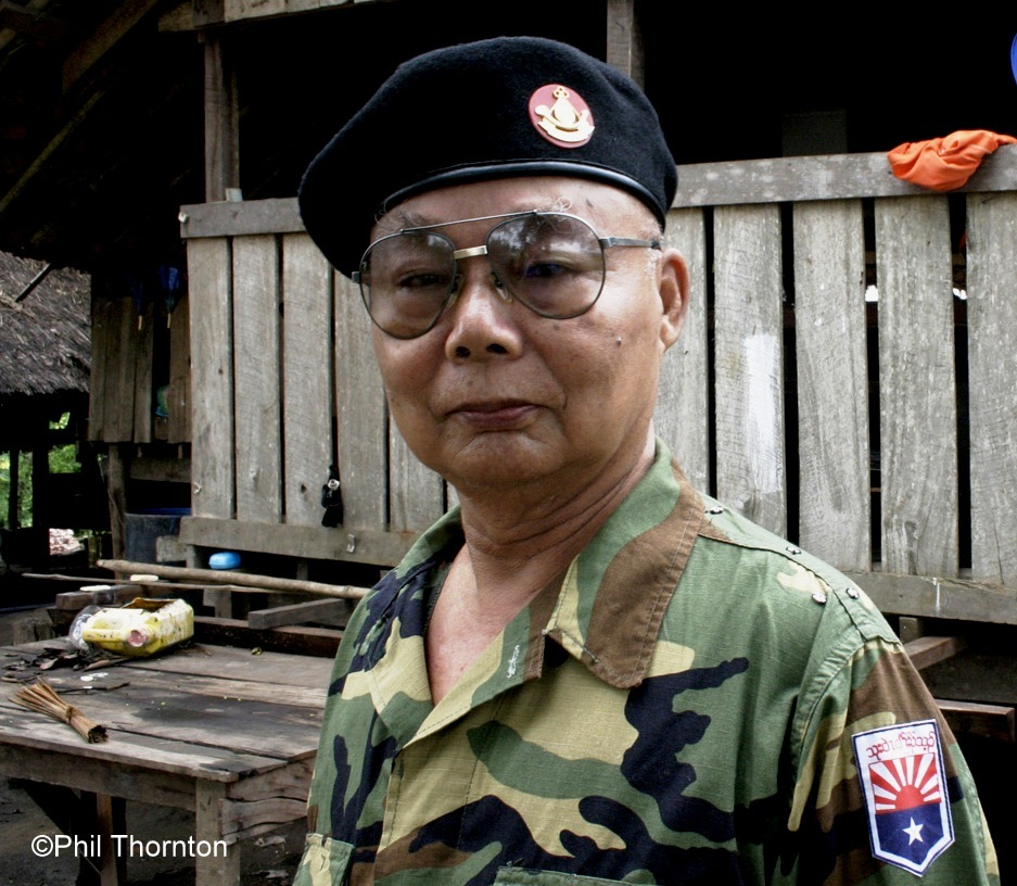 Photo of General Mutu wins KNU top post