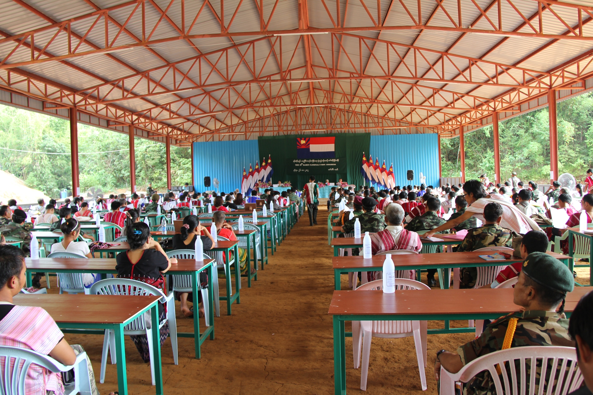 Photo of KNU: Emergency Meeting Called To Discuss Nationwide Ceasefire Agreement And Ethnic Leaders' Summit