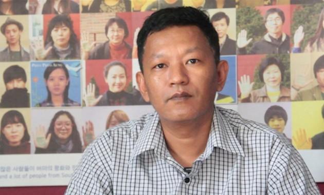 Bo Kyi - Joint Secretary of AAPP (Burma)