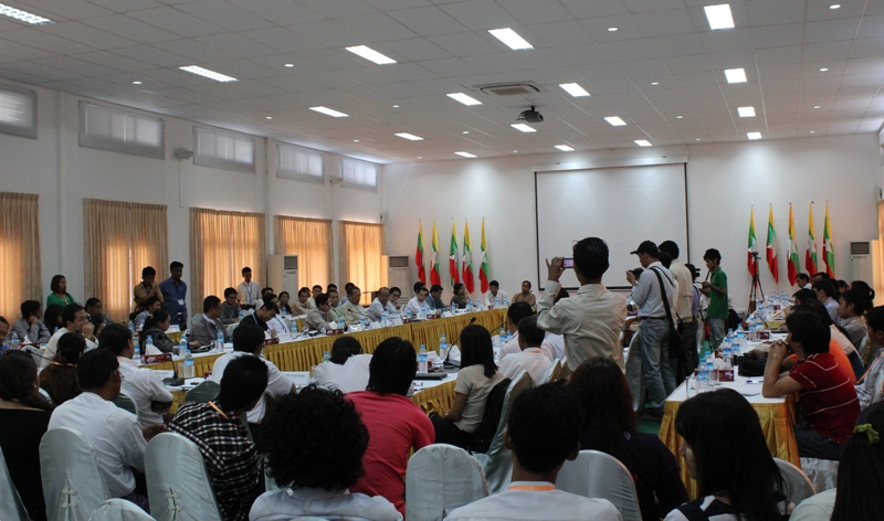 Photo of Govt's peace meet – fails to answers questions on conflict or displacement