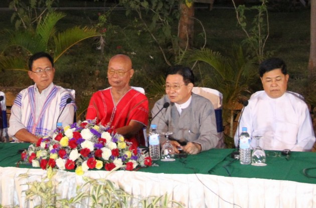 KNU and government Press Conference