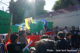 Photo of Protesters demand the US and China Chiang Mai consulates do more to end Kachin conflict