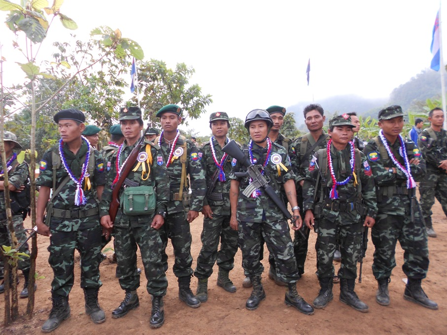 Photo of New Year Resolution – Armed Groups Join Hands to Celebrate Karen New Year