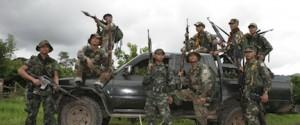 DKBA troop
