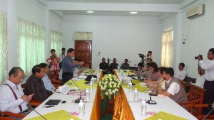 Photo of KNU urge Govt to send higher ranked officers to peace-talks