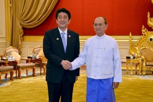 Photo of HRW: Japan's PM's Burma visit must not ignore abuses