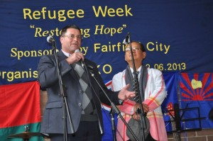 AKO world refugee day