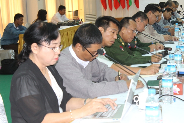 Photo of Peace Talks: KNU and Govt go slow, but agree to meet again in July