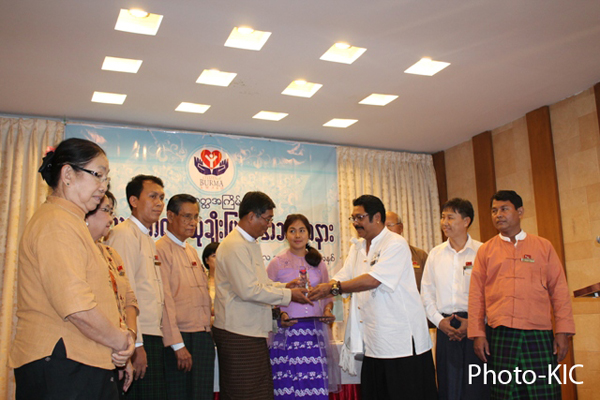 Photo of NLD's education network wins Myanmar Citizen Award