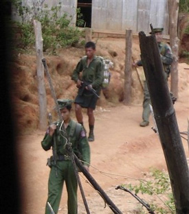 Photo of Harvard Report Finds Burma Army Guilty of 'Crimes Against Humanity' in Karen State