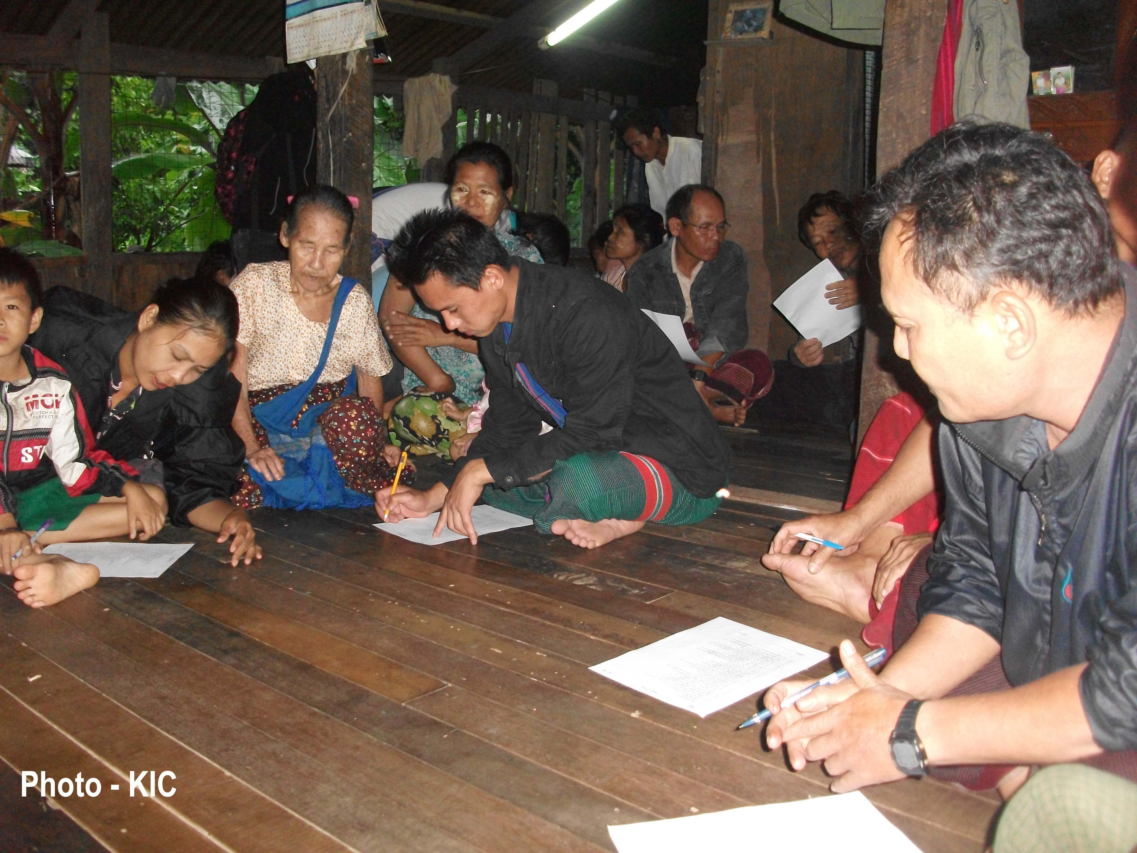 Photo of Karen Villagers Demand Compensation For Land Losses Caused By Cement Factory