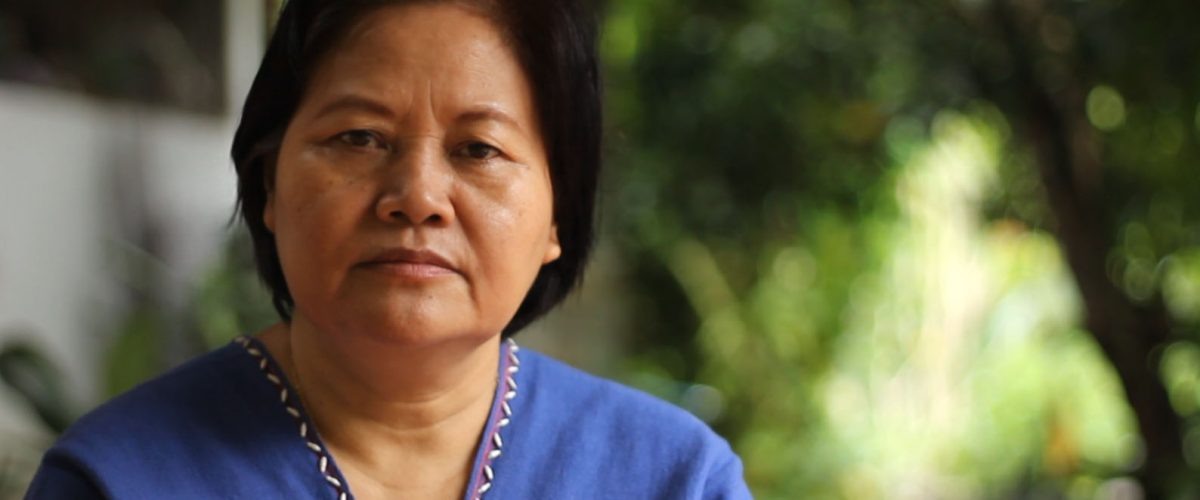 Have Your Say: Padoh Naw Zipporah Urges for Genuine Peace and Ethnic Unity