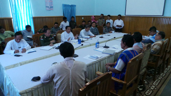 Photo of KNU And GOVT Agree To Work Together On Land Issues