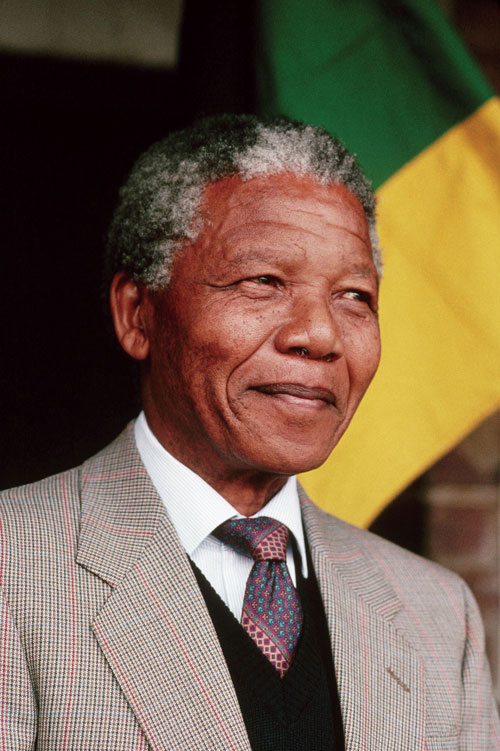 Photo of Nelson Mandela – A Man Of The People