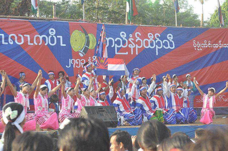 Photo of New Year Celebrations Cheer Karen Villagers