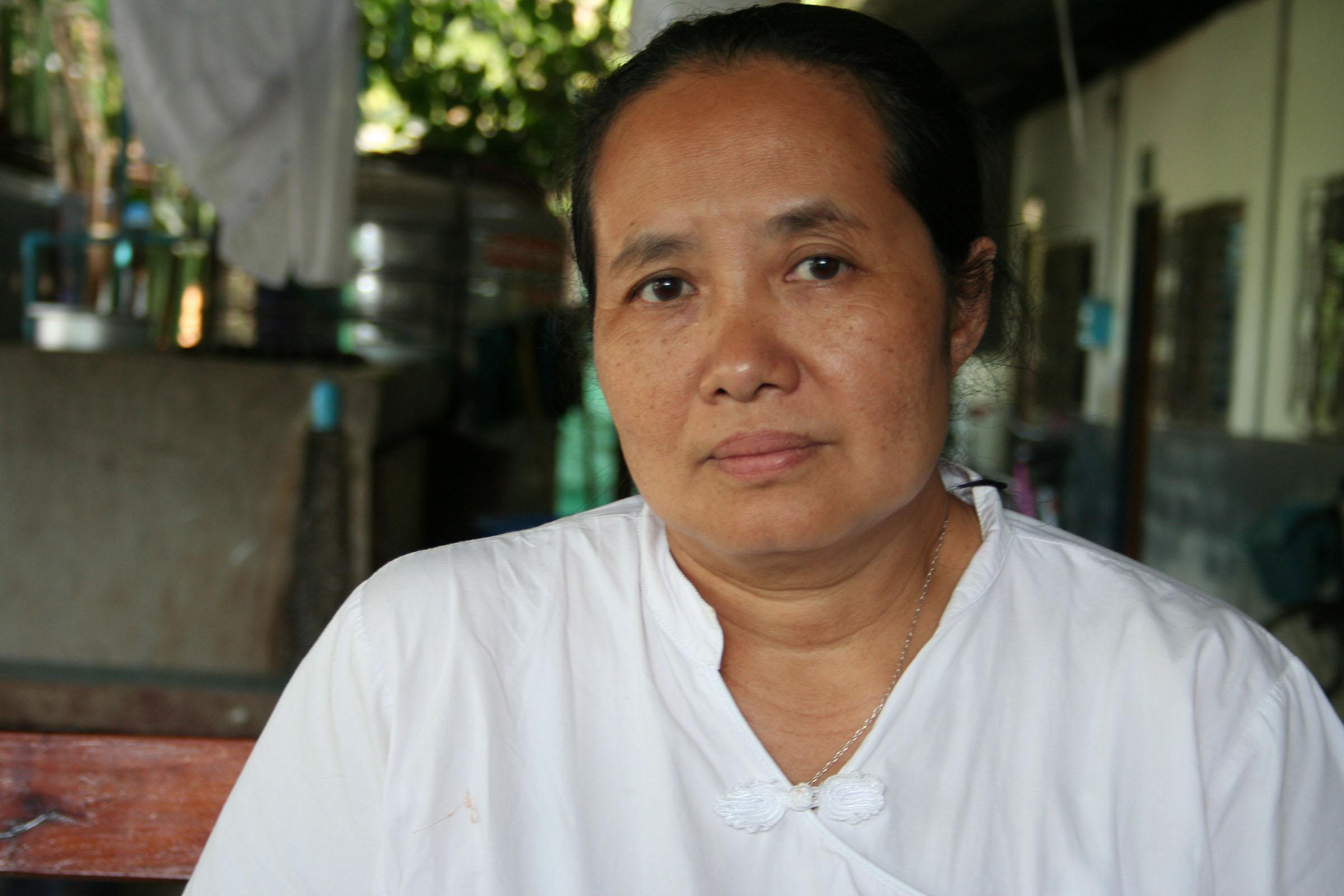 Photo of Dr Cynthia: Burma's Health Crisis Continues