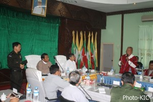 Photo of KNU Meets Village Heads To Clarify Census Issues